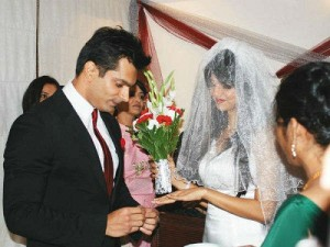 Jennifer Winget Wedding photos 5