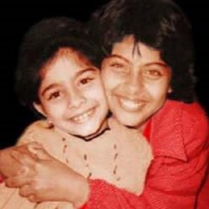 Kajol Devgan Childhood pictures 5