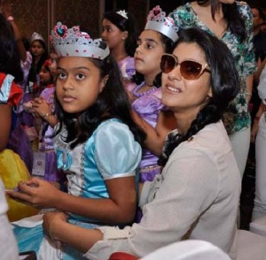 Kajol Devgan Children daughter Nysa