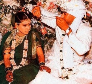 Kajol Devgan Wedding photos 1