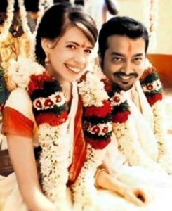 Kalki Koechlin Wedding photos 1
