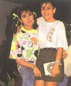 Karisma Kapoor Childhood pictures 2