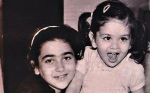 Karisma Kapoor Childhood pictures 4