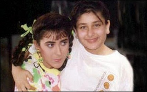 Karisma Kapoor family, childhood photos | Celebrity family ...