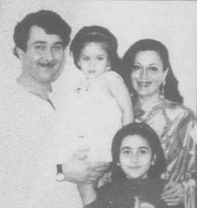 Karisma Kapoor Childhood pictures 7