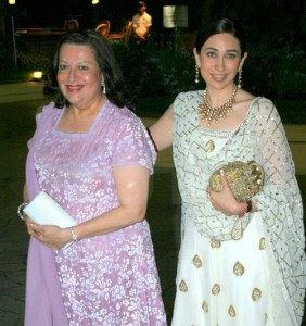 Karisma Kapoor Parents mother Babita