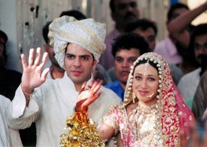 Karisma Kapoor Wedding photos 1