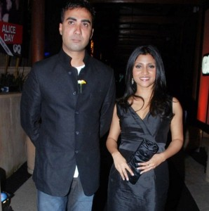 Konkona Sen Sharma Husband Ranvir Shorey