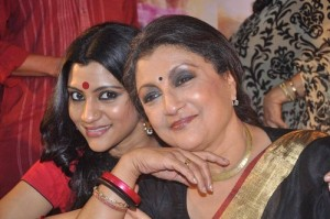 Konkona Sen Sharma Parents mother Aparna Sen