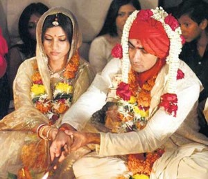 Konkona Sen Sharma Wedding photos 1