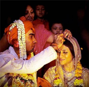 Konkona Sen Sharma Wedding photos 2
