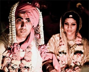 Konkona Sen Sharma Wedding photos 5