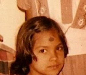 Lara Dutta Childhood pictures 3