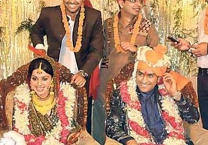 Mahendra Singh Dhoni Wedding photos 1