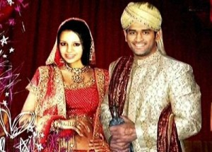 Mahendra Singh Dhoni Wedding photos 1a