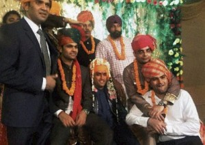 Mahendra Singh Dhoni Wedding photos 3