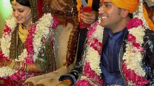 Mahendra Singh Dhoni Wedding photos 4