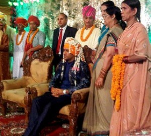 Mahendra Singh Dhoni Wedding photos 5