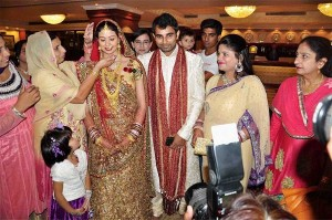 Mohammed Shami Wedding photos 1