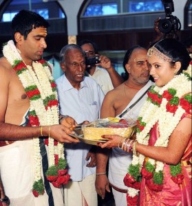 Ravichandran Ashwin Wedding photos 7