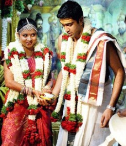 Ravichandran Ashwin Wedding photos 8