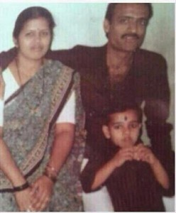 Rohit Sharma Childhood pictures 3