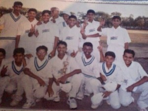 Rohit Sharma Childhood pictures 5