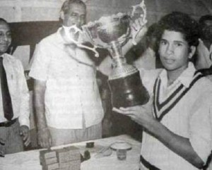 Sachin Tendulkar Childhood pictures  11