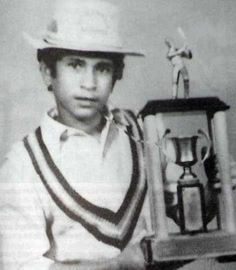 Sachin Tendulkar Childhood pictures  7