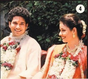 Sachin Tendulkar Wedding photos 1
