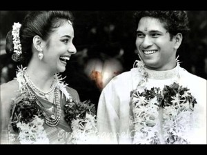 Sachin Tendulkar Wedding photos 2