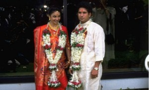 Sachin Tendulkar Wedding photos 3