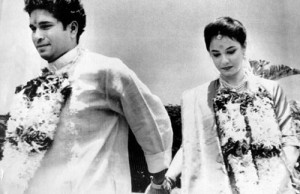 Sachin Tendulkar Wedding photos 5