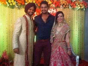 Shikhar Dhawan Wedding photos 4