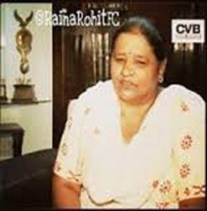 Suresh Raina Parents mother Parvesh Raina