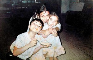 Virat Kohli Childhood pictures 1