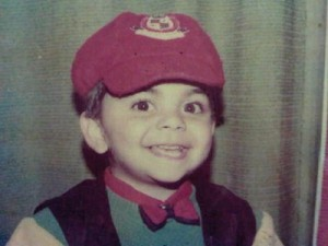 Virat Kohli Childhood pictures 2