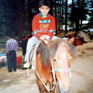 Virat Kohli Childhood pictures 5