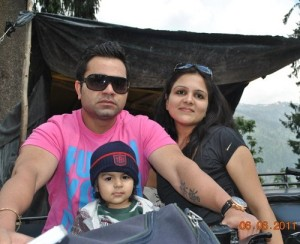 Virat Kohli brother Vikas Kohli and sister in law
