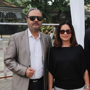 Minissha Lamba parents father Kewal Lamba and mother Manju Lamba
