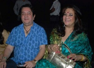 Moon Moon Sen husband Bharat Dev Varma