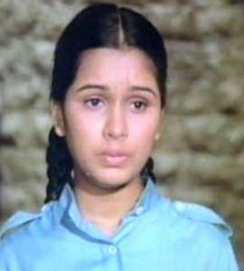 Padmini Kolhapure Childhood pictures 2