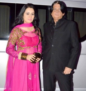 Padmini Kolhapure husband Pradeep Sharma