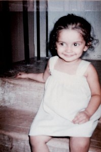 Prachi Desai Childhood pictures 2