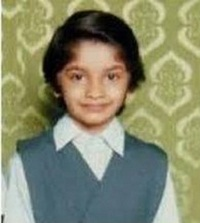 Prachi Desai Childhood pictures 3