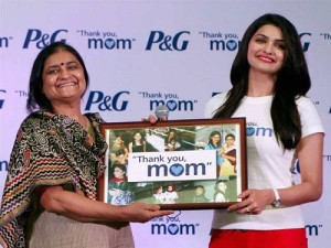 Prachi Desai parents mother Ameeta Desai