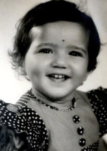 Preity Zinta Childhood pictures 2