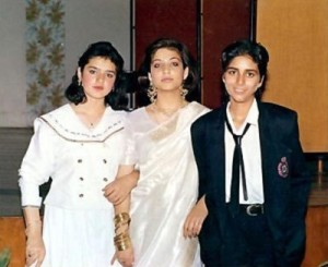 Preity Zinta Childhood pictures 5