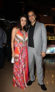 Preity Zinta Elder brother Deepankar