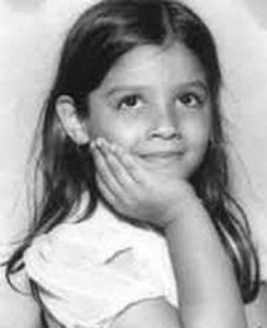 Raveena Tandon Childhood pictures 2